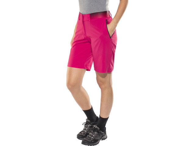 Salewa Pedroc Cargo 2 DST - Pantalones cortos Mujer - rosa